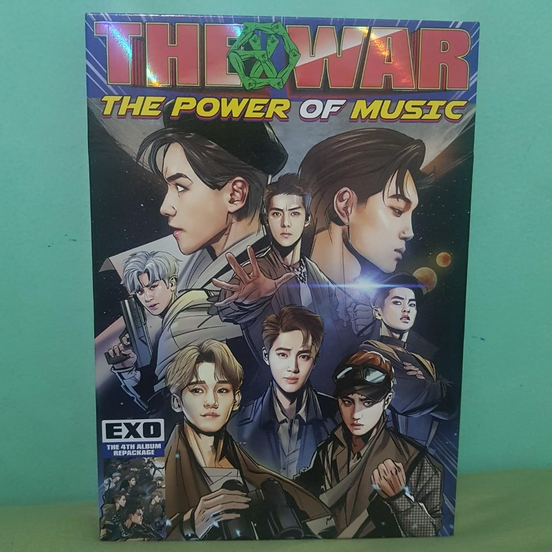 EXO 4th Album Repackage