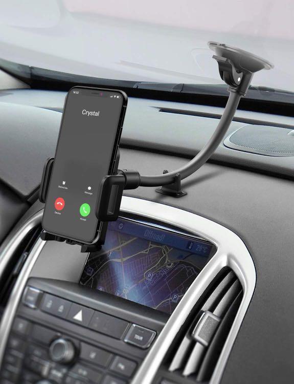 Flexible Car Phone Mount Holder