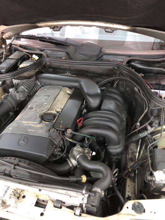 Genuine Mercedes Benz E280 Masterpiece W124