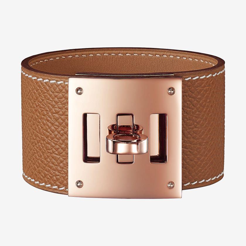 Hermes Kelly Dog Gold Epsom T1