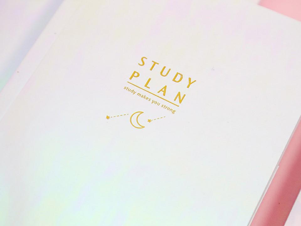 Holographic Study Planner