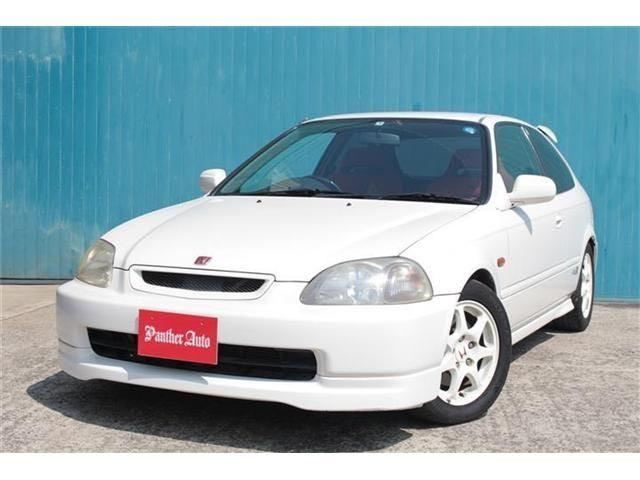 HONDA CIVIC TYPE-R EK9 1997