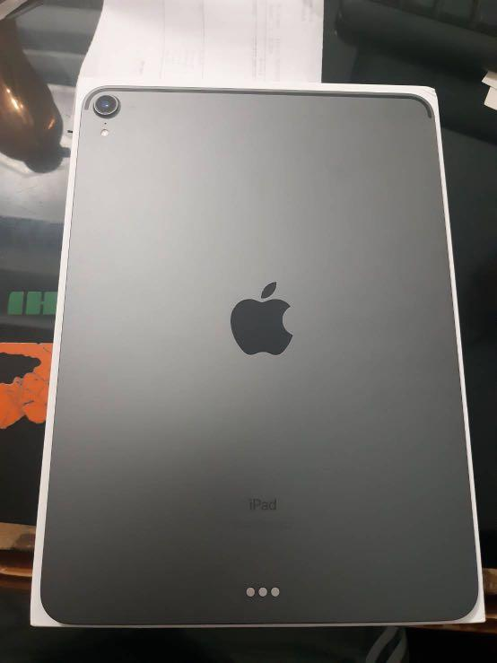 "iPad Pro 11"" 256GB WiFi Only Space Grey"