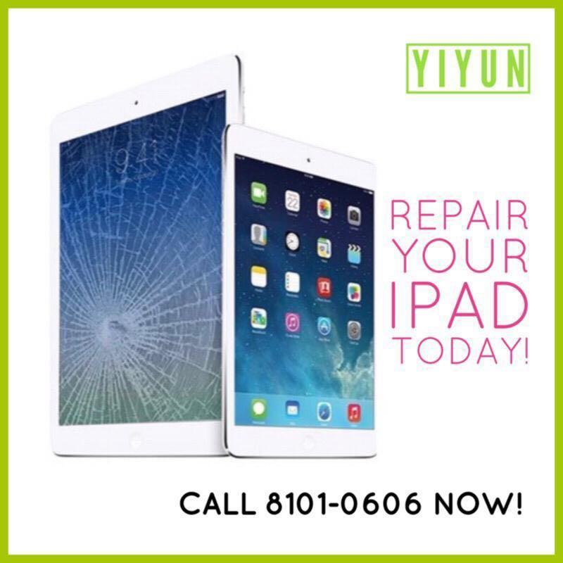 iPad Repair, iPad Screen Repair, iPad Battery