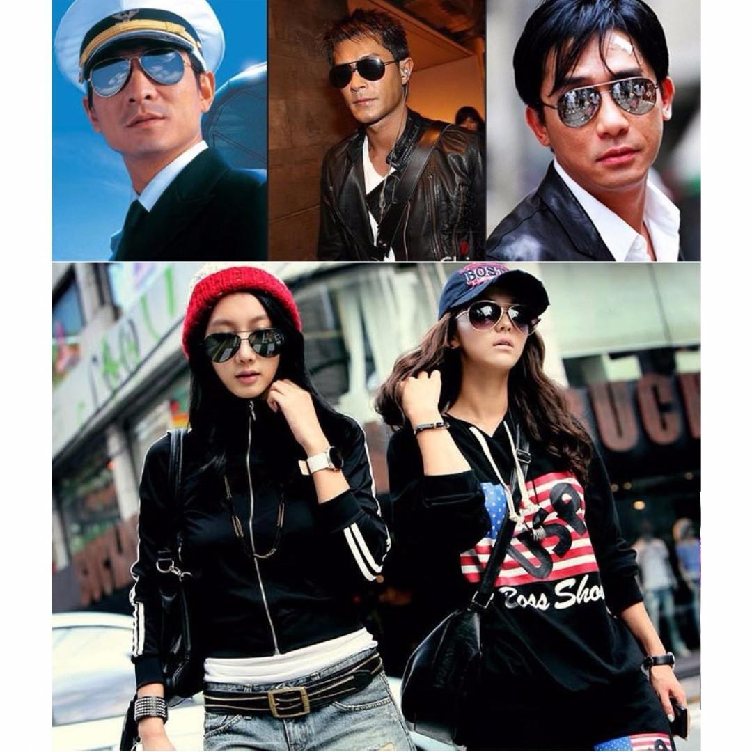Kacamata Polarized Ray Vintage Sunglasses 3026