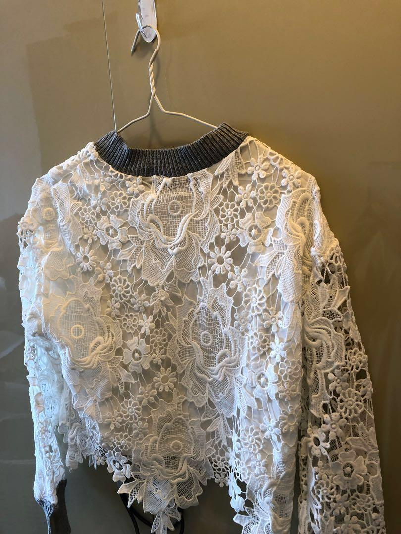 Lace Top (Brand New)