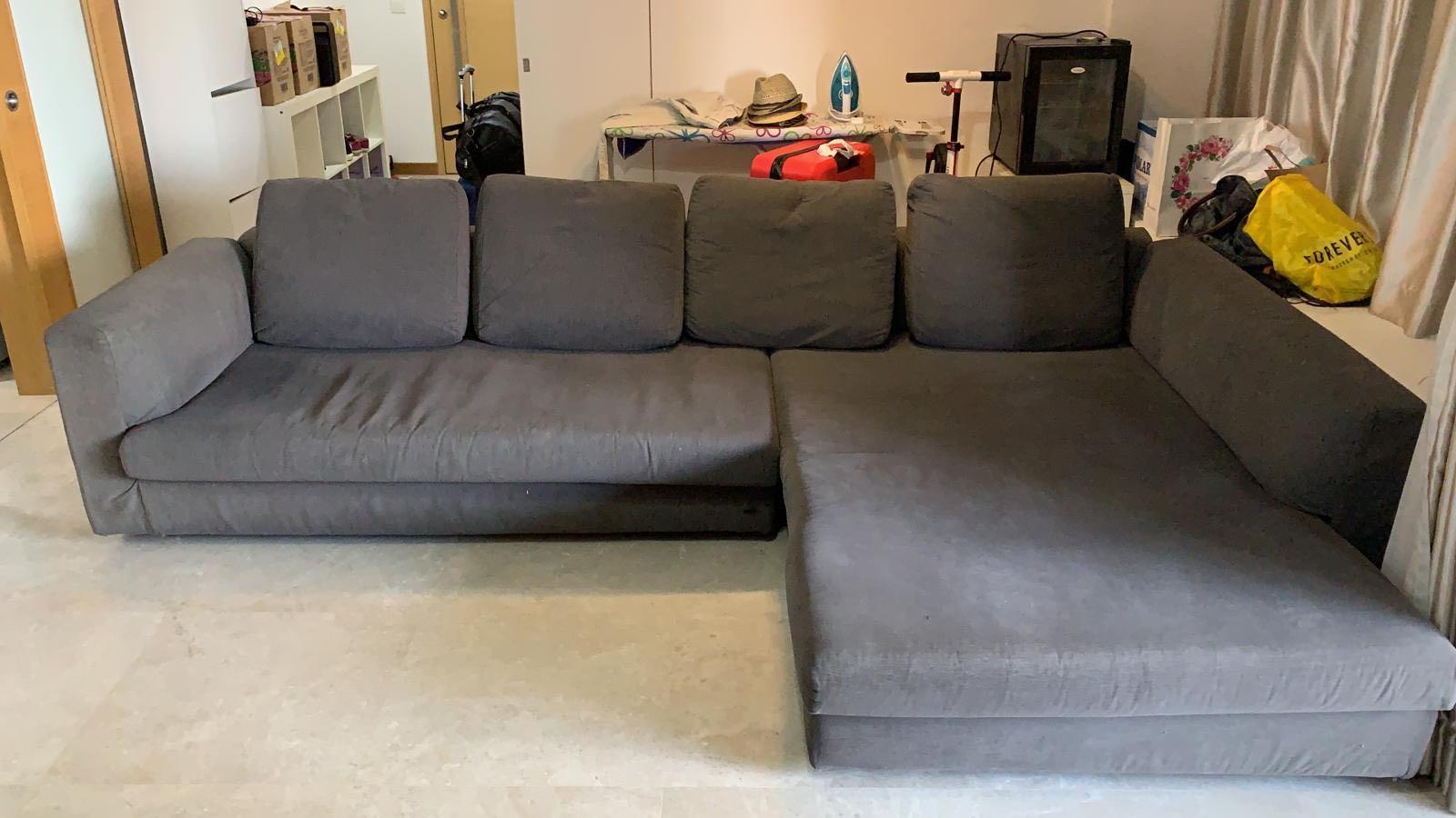 Large And Comfortable Sofa Furniture