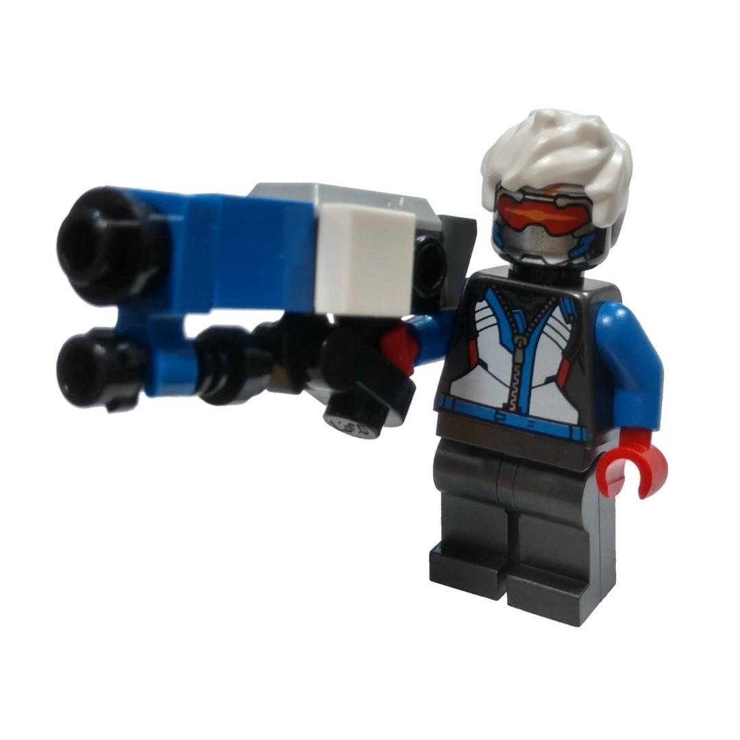 NEW Soldier 76 Overwatch 75972 Lego minifigure Figure