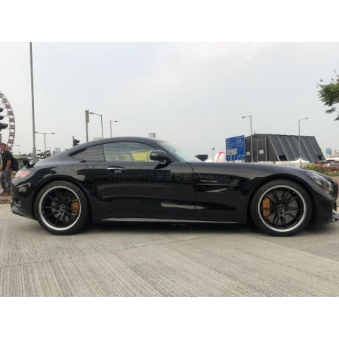 MERCEDES-BENZ AMG GTR 2019