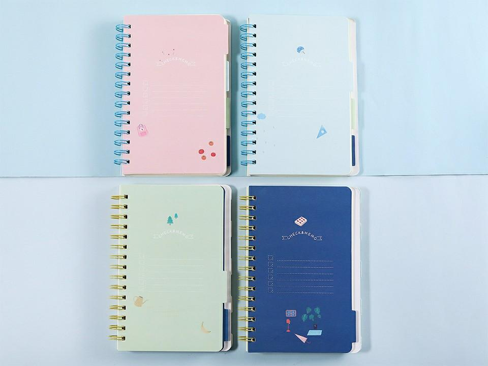 My Life in The Pocketbook Multi Subject Ruled Notebook