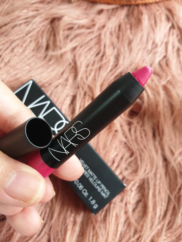 Nars Mini Velvet lip pencil