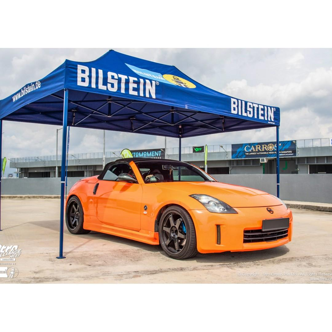 Nissan 350Z 3.5 Roadster Manual