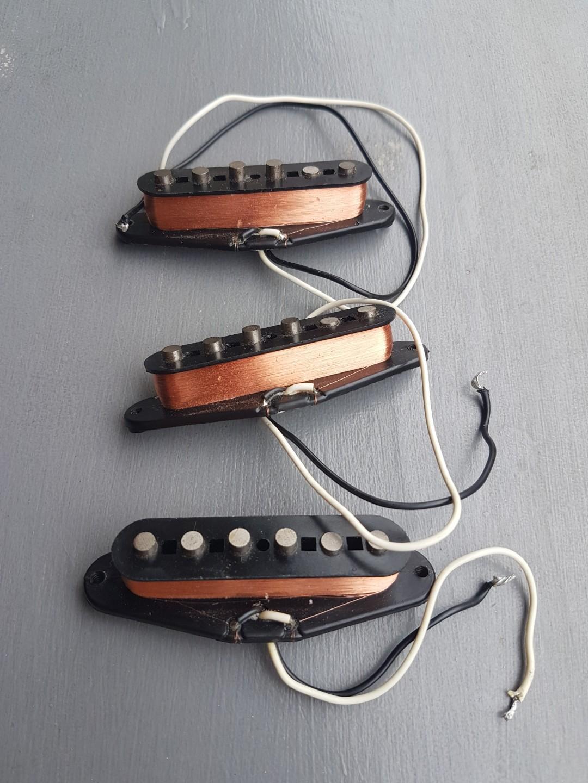 Pickup Fender AVRI 54