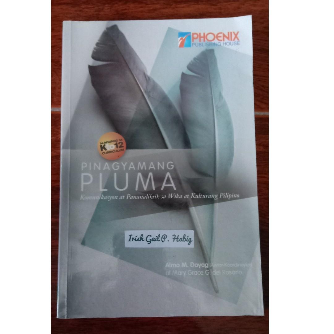 Pinaglayang Pluma: Komunikasyon at Pananaliksik sa Wika at Kulturang Pilipino Phoenix Publishing