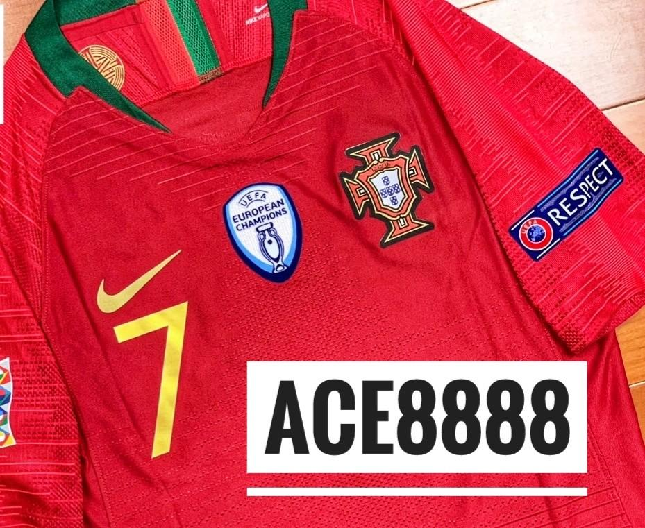 Portugal Jersey 2019 Uefa Nations League Final Special Edition Sports Sports Apparel On Carousell