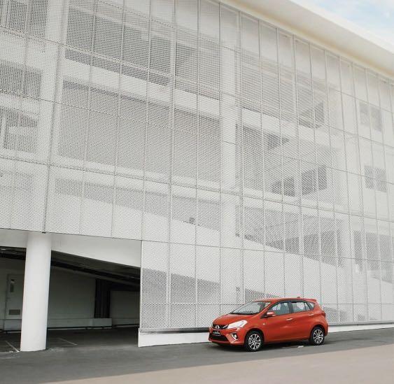READY STOCK Daihatsu Sirion 2018 DP MURAH 25 jutaan.