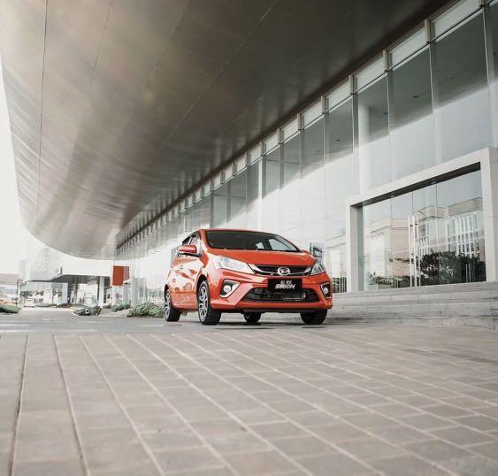 READY STOCK Daihatsu Sirion 2018 DP MURAH 25 jutaan. Daihatsu Pamulang