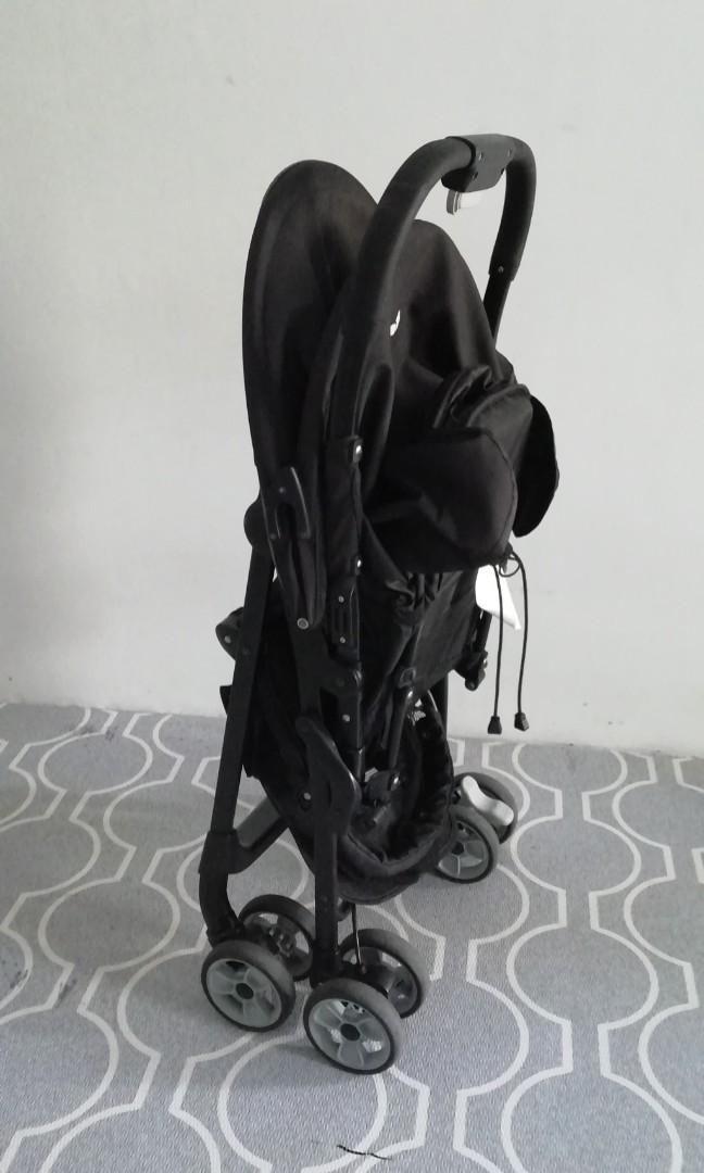 Stroller dan Carseat Joie Juva Travel System