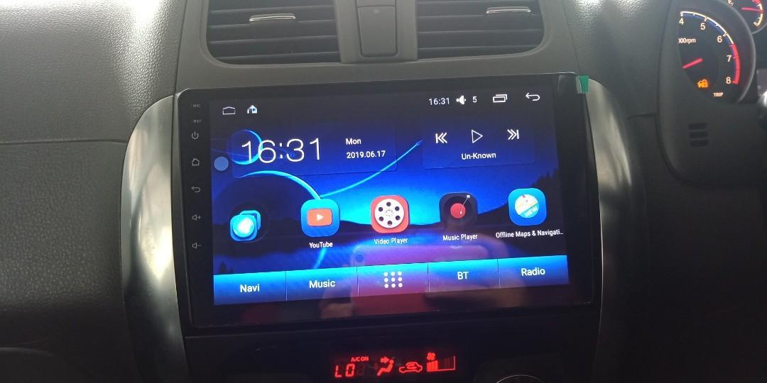 Suzuki SX4 Sedan 1.6 VVT 4Dr (A) Auto