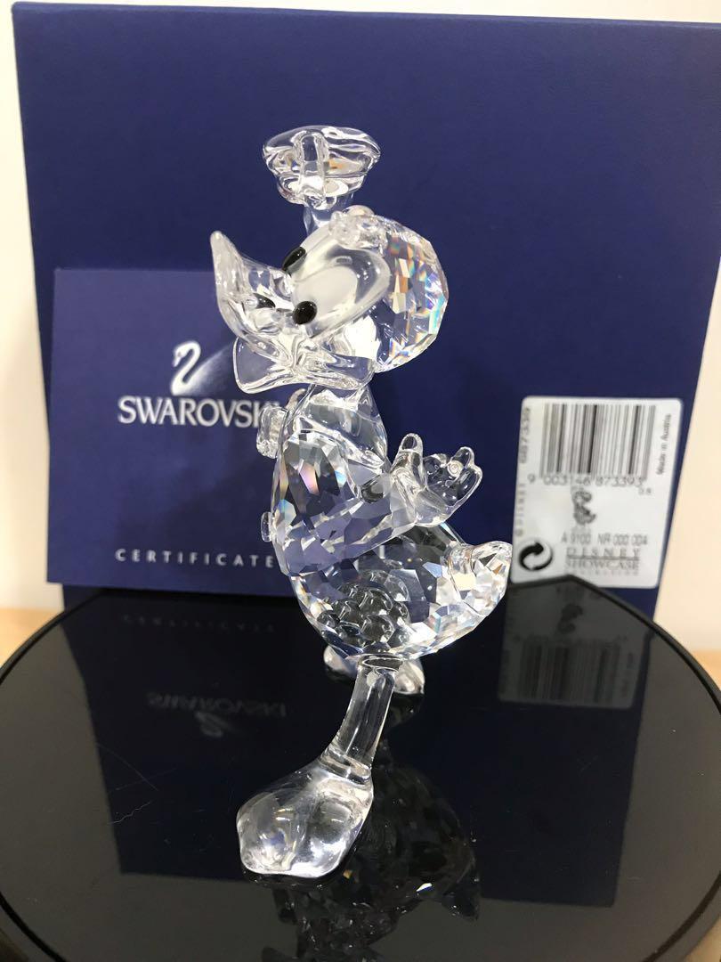 Swarovski-唐老鴨第一代水晶