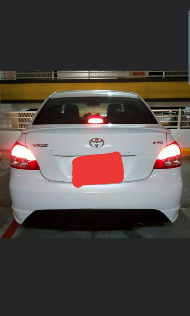 Toyota Vios 1.5A Sportivo