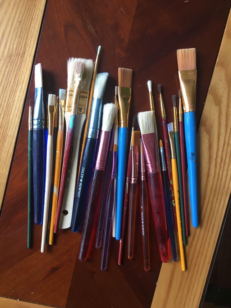 Various Art supplies