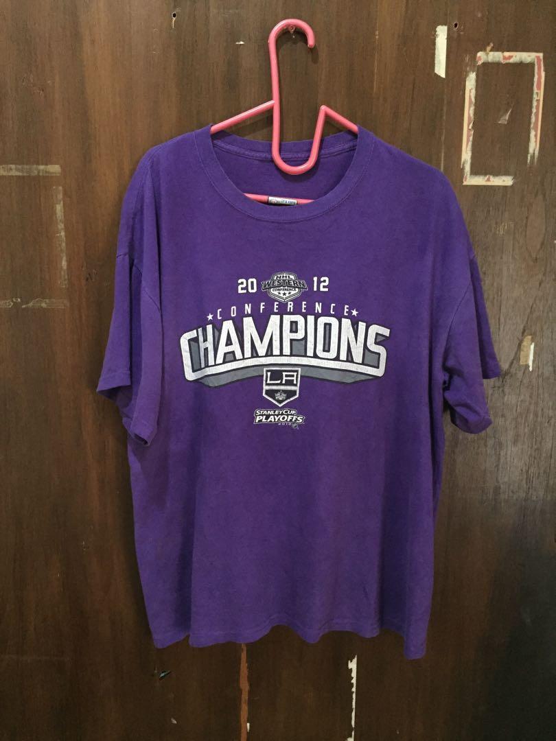 Vintage Shirt Champion La Second