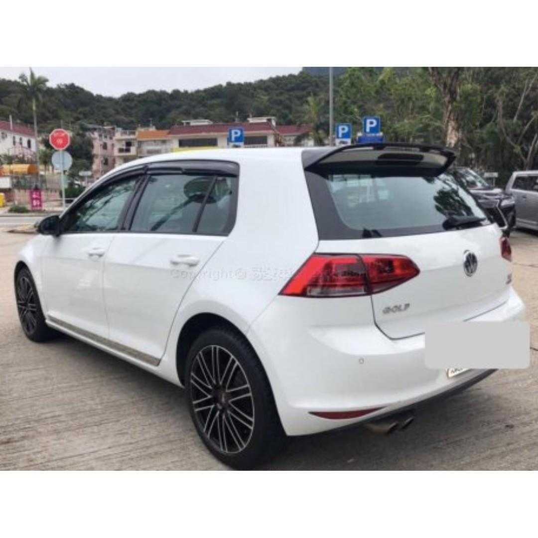 VOLKSWAGEN GOLF 1.4 2013