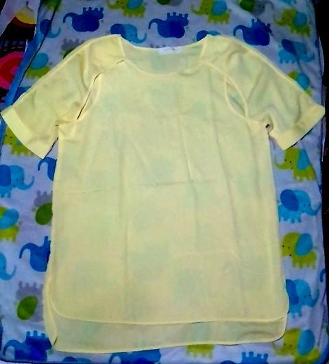 Wonderment blouse