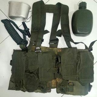 Army beg set