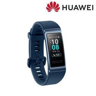 🚚 HUAWEI Band 3 Pro 華為智慧手環 (藍色)