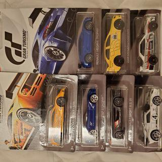 GT collections HOT WHEELS