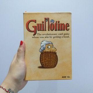 Card Game-Guillotine