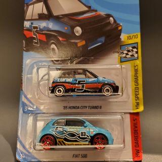 Hotwheels K Car Collections