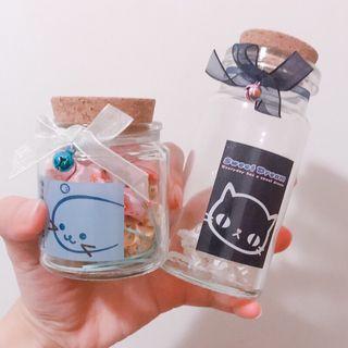 🚚 小玻璃罐(兩個)