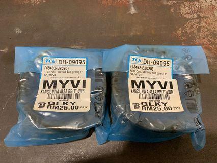 Rear Coil Spring Damper (Myvi 1.3/1.5)