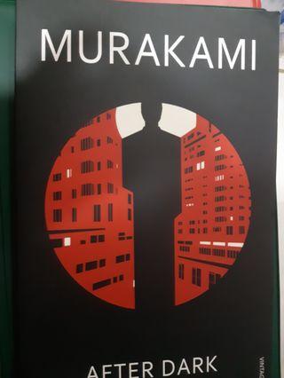 🚚 Murakami - After Dark