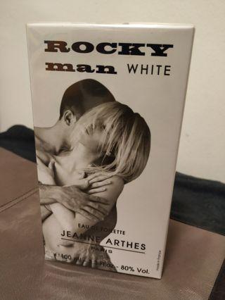 🚚 Rocky Man White EDT Jeanne Arthes