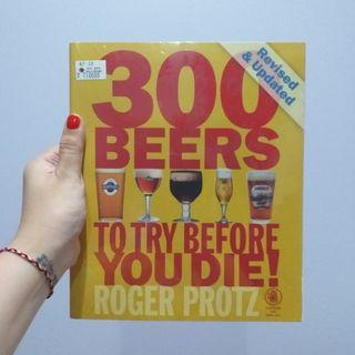 Book-300 Beers To Try Before You Die