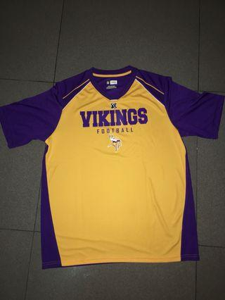Jersey Official NFL Minnesota Vikings Authentic