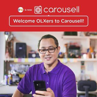 Welcome OLXers to Carousell!
