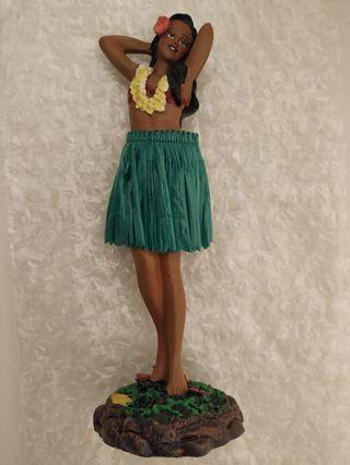 Hula Girl Dancer
