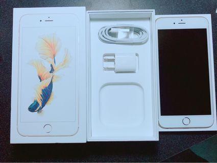 🚚 IPhone 6s Plus 64g 金色