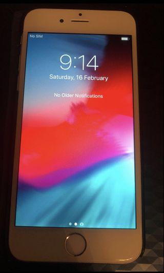 IPhone 6s Sliver