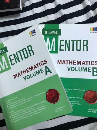BN maths mentor guide book
