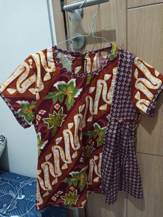 Atasan Batik / Blouse batik