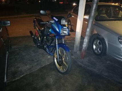 Yamaha rxz 135cc