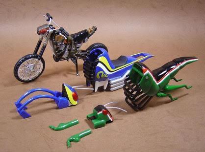 SHS Battlehopper+Acrobatter