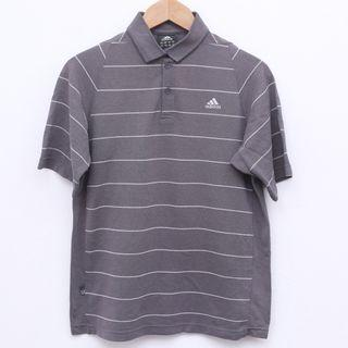 Size S ADIDAS Climalite Shirt in Grey Pit 19