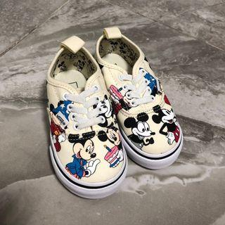 全新Vans X Mickey Slip on